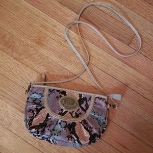 Nwot sharif crossbody bag